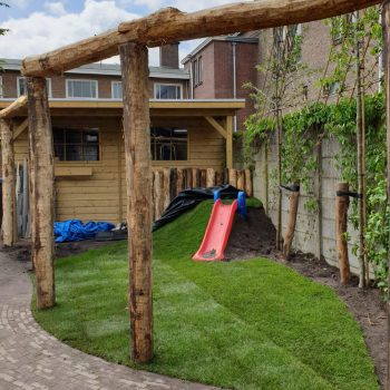 Hovenier Volkel tuinaanleg duurzame tuin