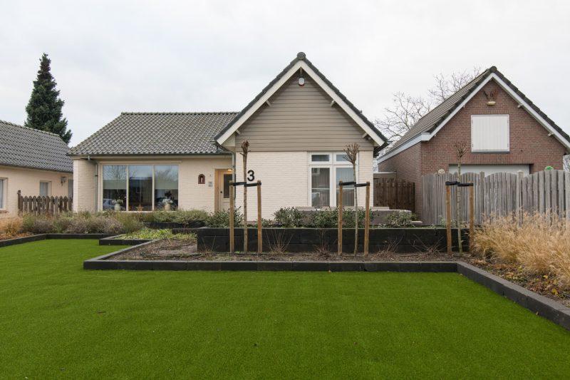 Tuin renovatie Noord Brabant