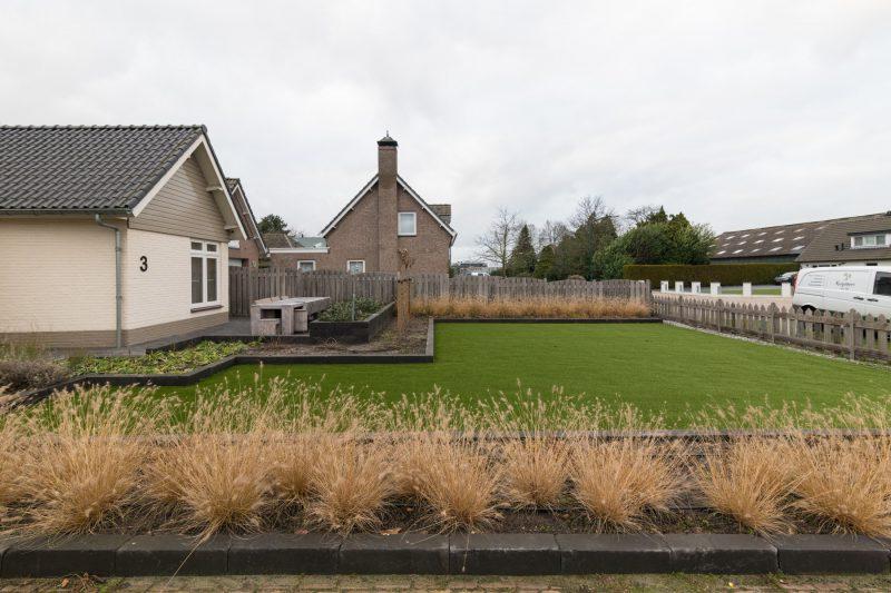 Tuin aanleg Noord Brabant
